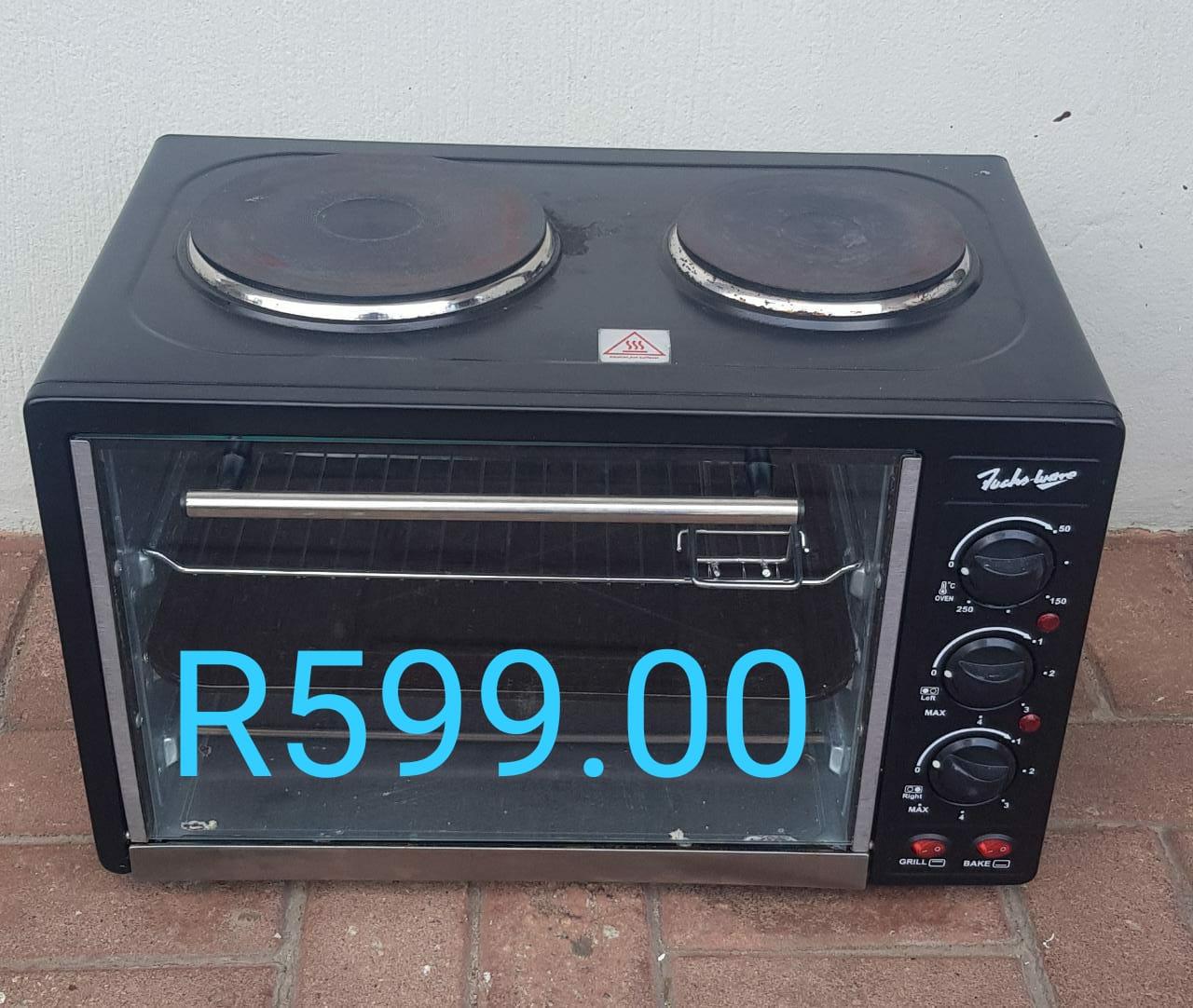 Mini Kitchen 2 Plate Stove & Oven for Sale in Port Edward