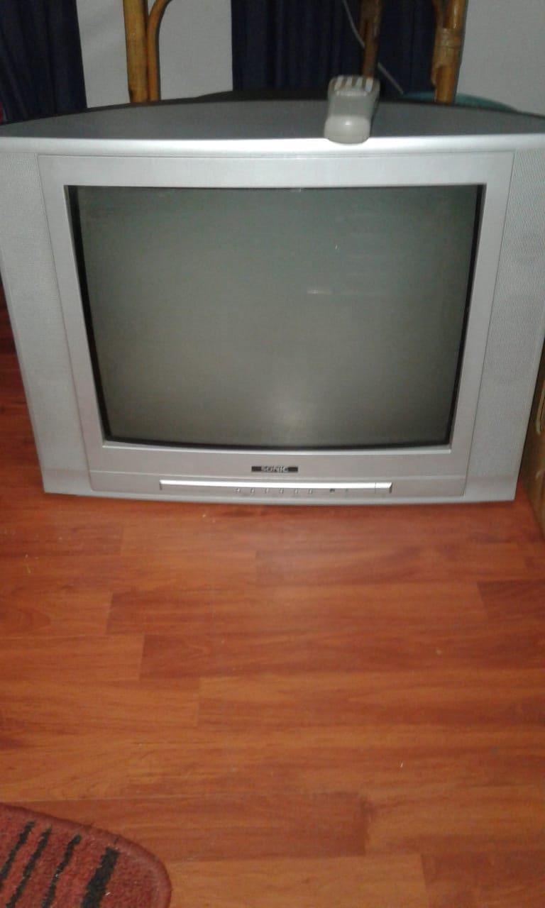 sonic 21 colour tv
