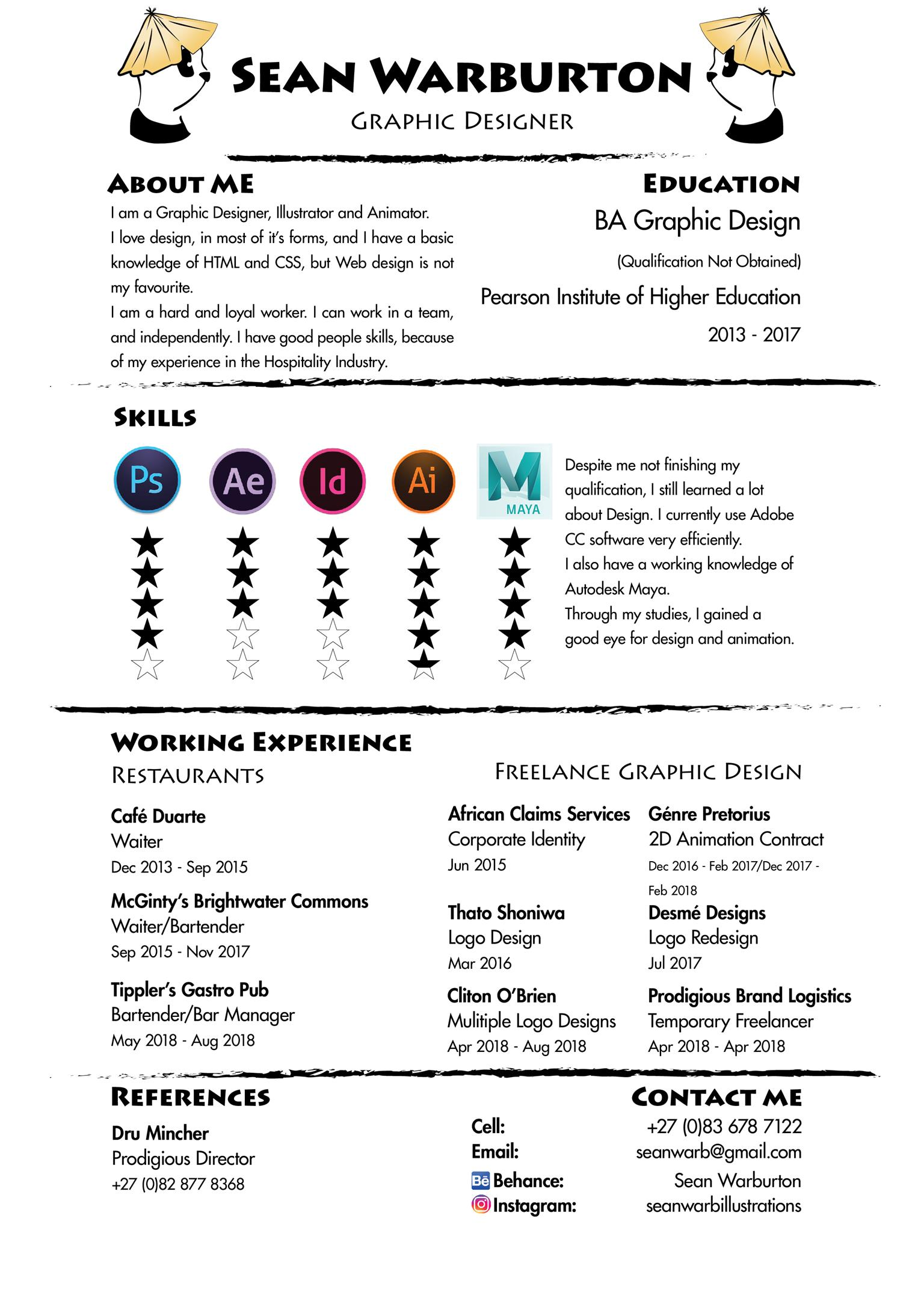 Freelance Graphic Designer | Junk Mail
