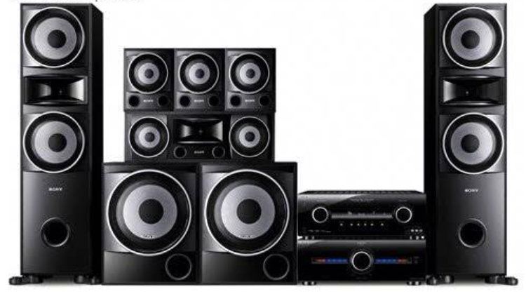 Sony Mgongo 6.2 3D Home theater for sale