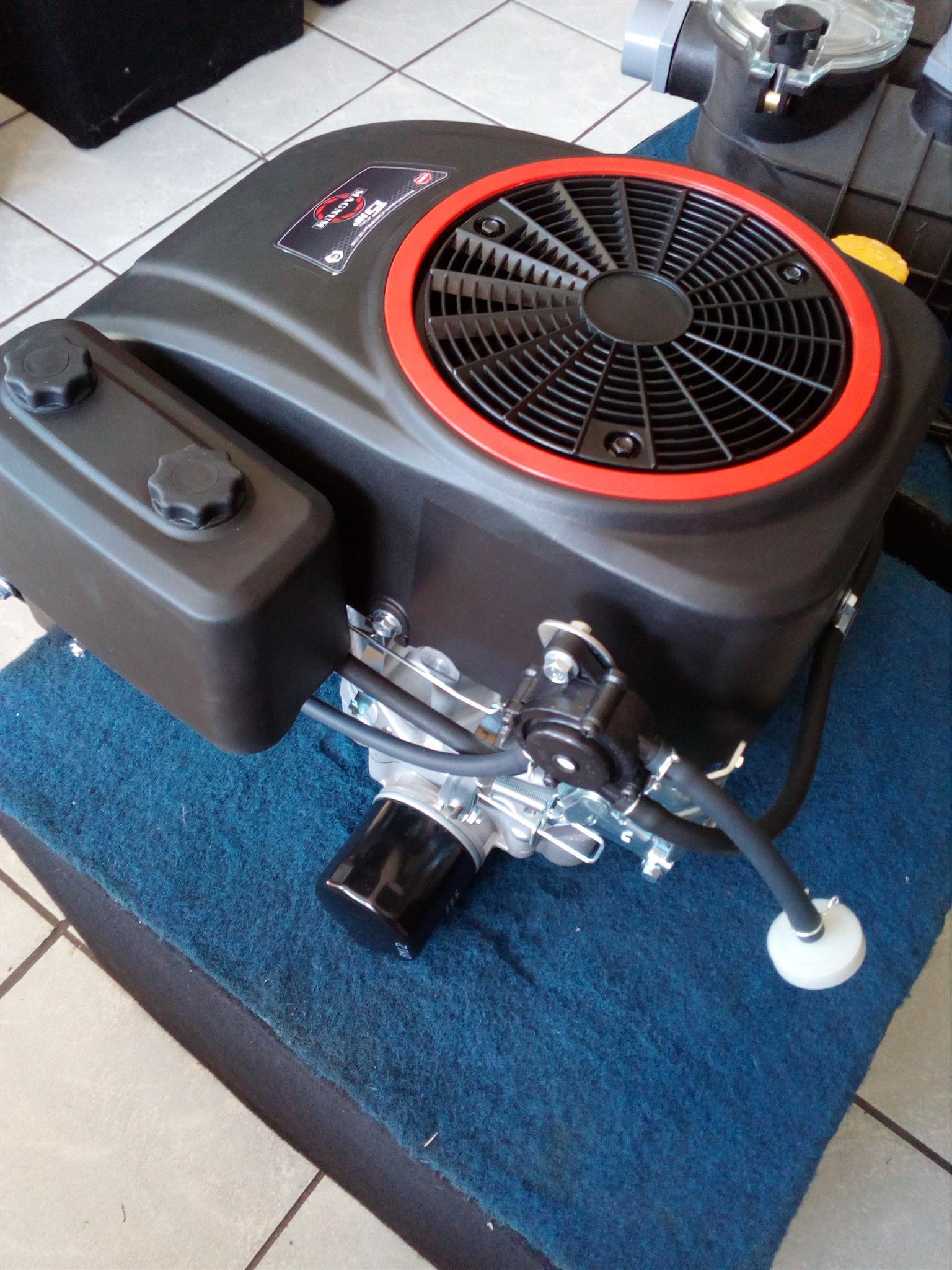 Magnum V150/15hp Petrol Engine Vertical Shaft price incl vat