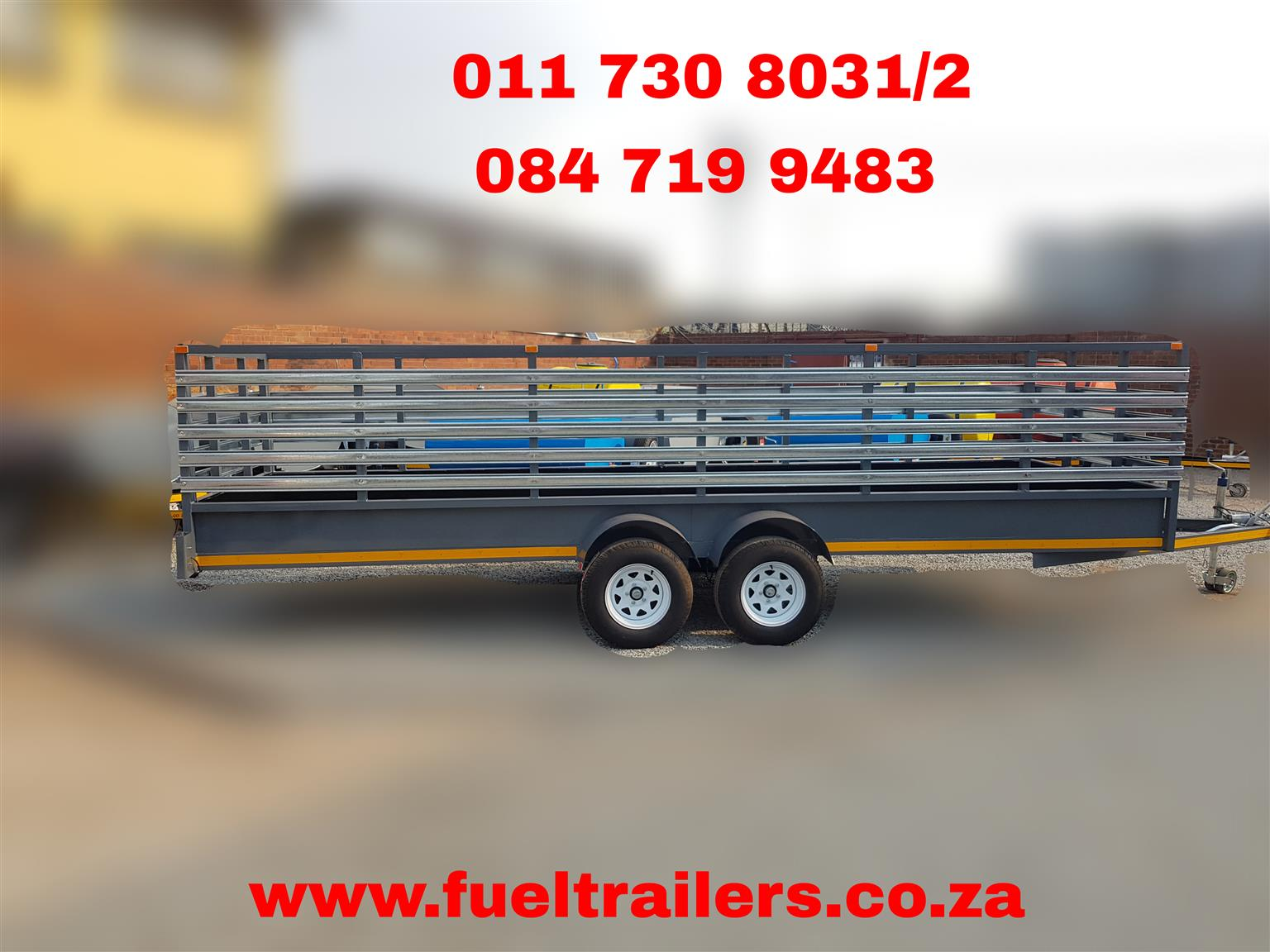 cattle trailere