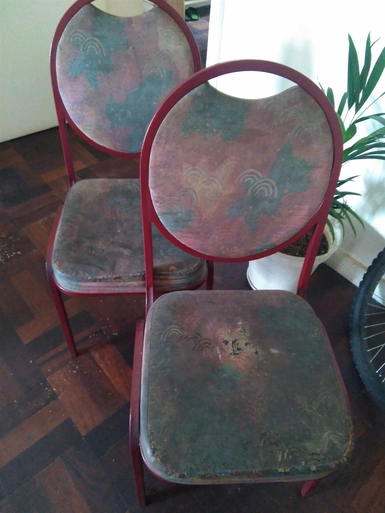 15 Chairs for sale