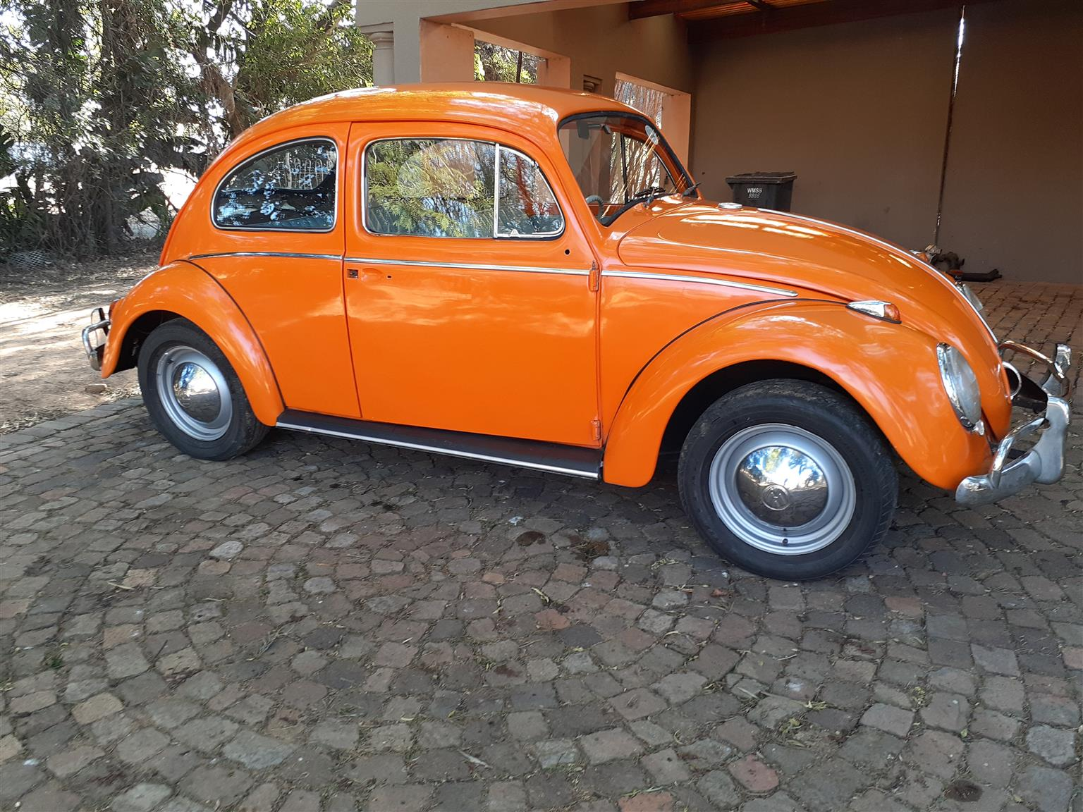1962 VW BEETLE - R56,000