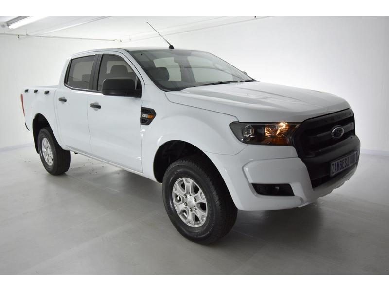 Ford Ranger 2017 >> 2017 Ford Ranger 2 2 Double Cab Hi Rider Xl Auto Junk Mail