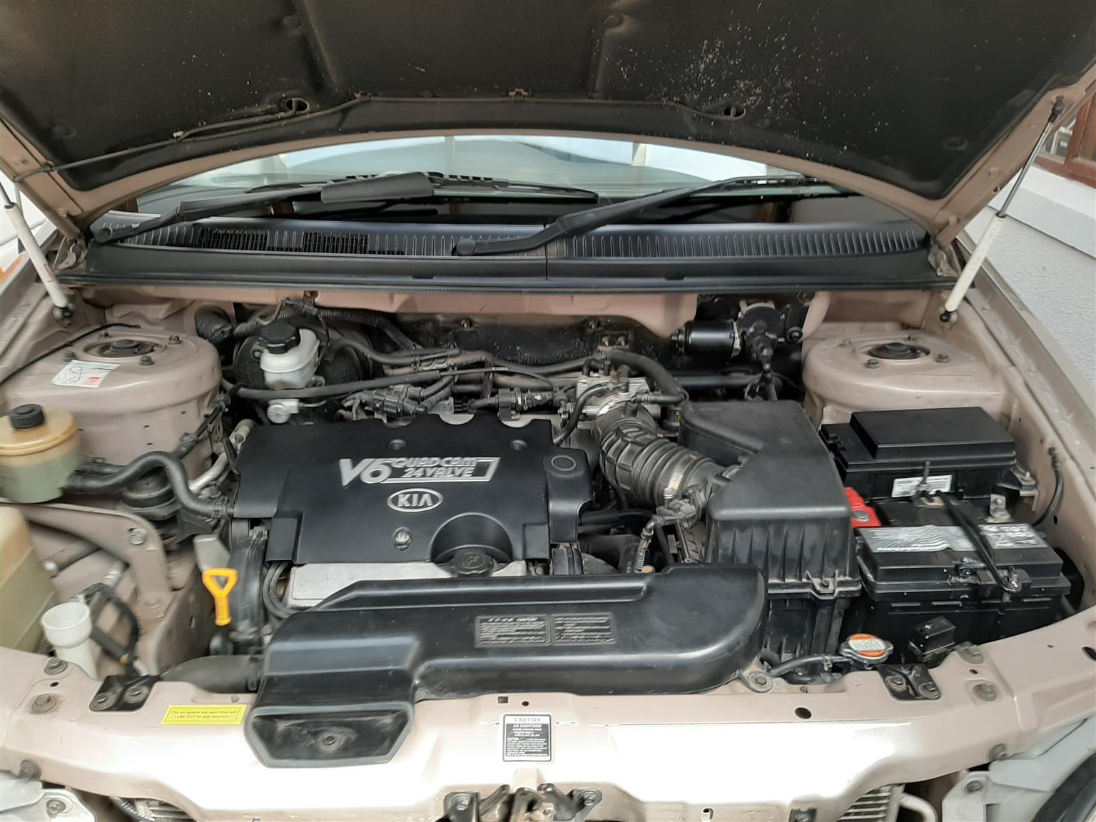 2007 Kia Grand Sedona 2.2CRDi EX