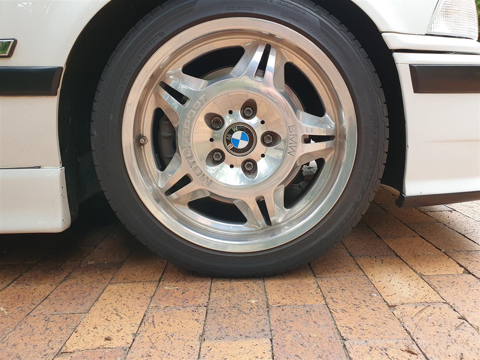 1995 BMW 3 Series M3 coupé