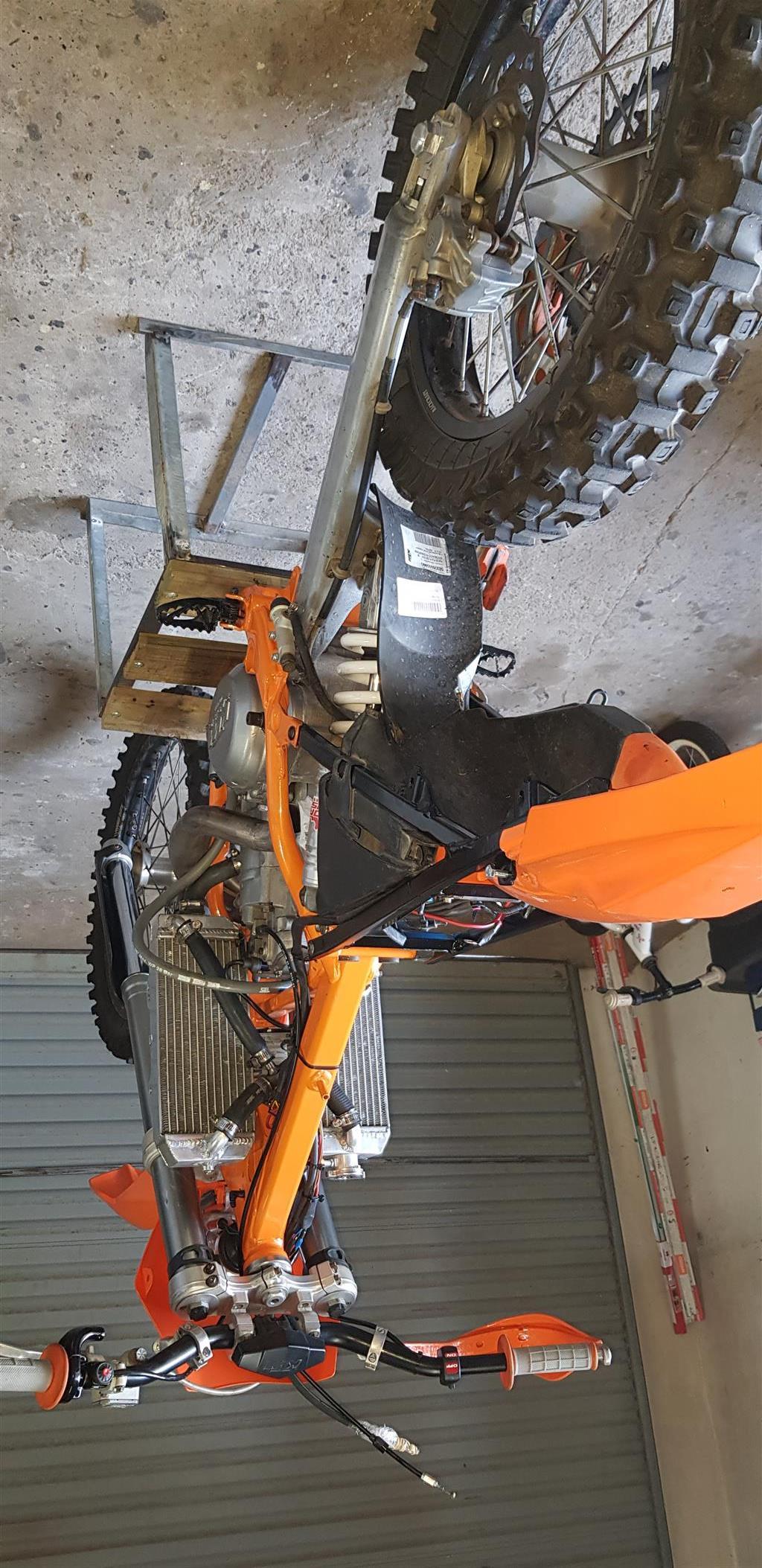 2000 KTM 400 EXC Racing