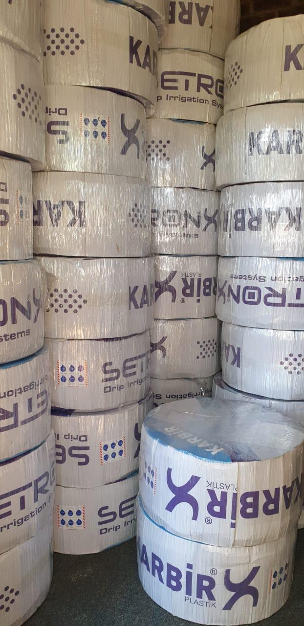 Irrigation Drip Tape / Dripline and Fittings