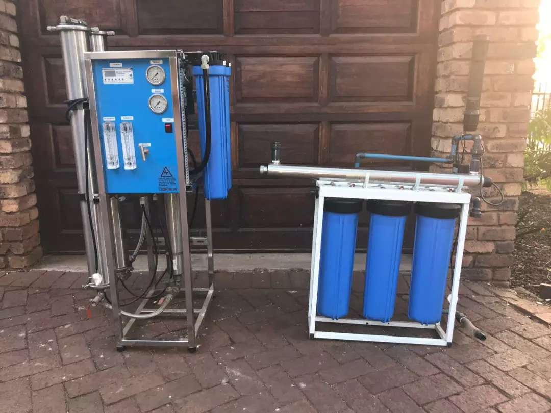 looking for new/ used spring water plant