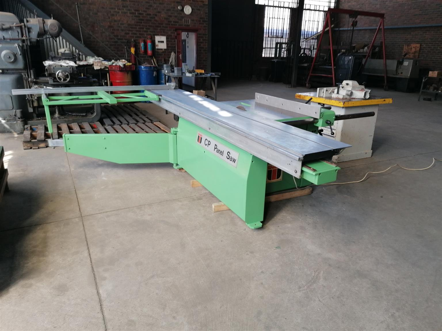 Wadkin CP 32 Sliding table Panel Saw