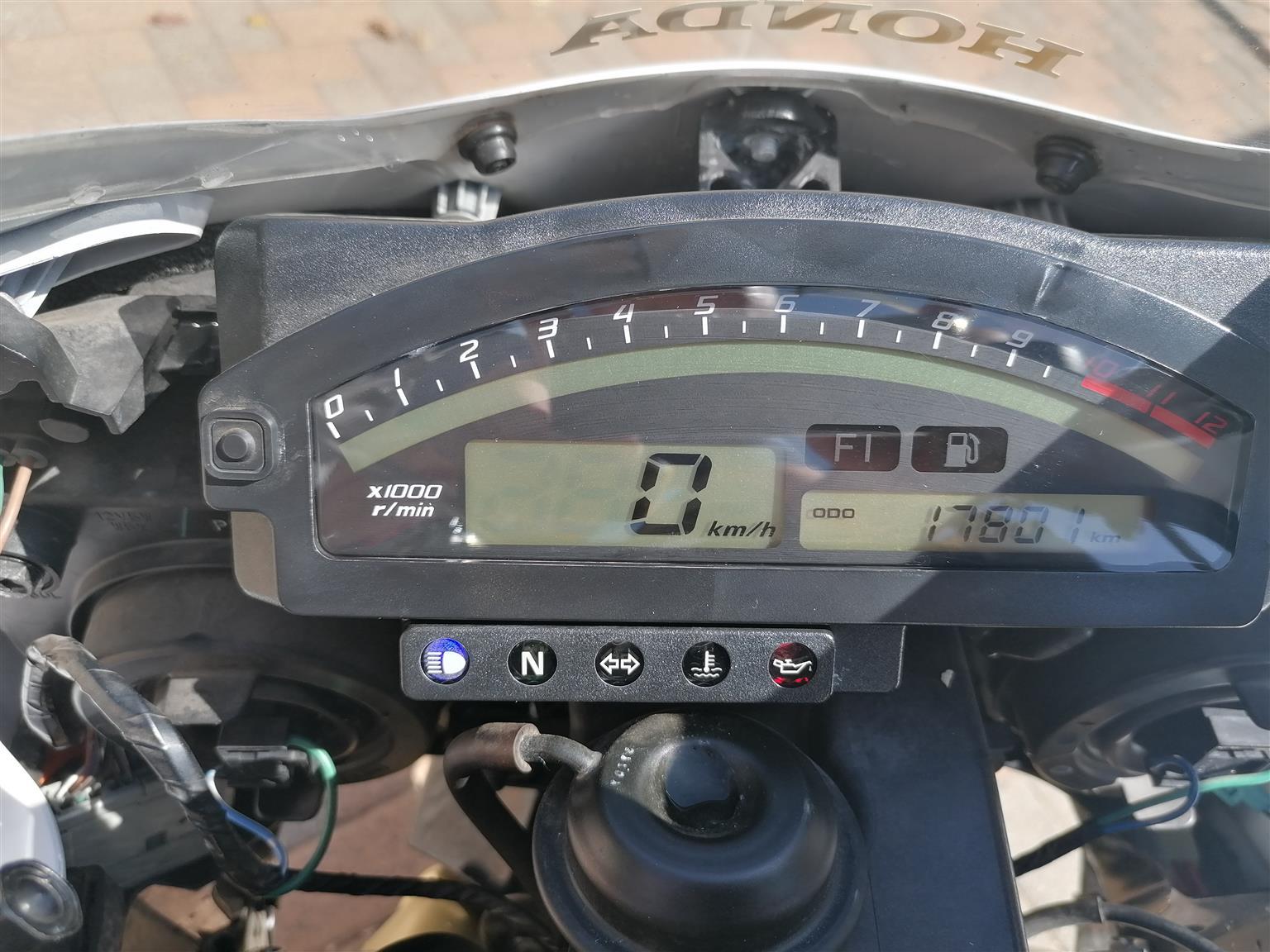 2004 Honda VTR