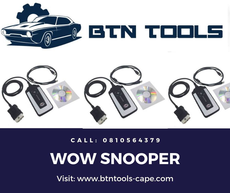 Wow Snooper Auto Diagnostic (with Bluetooth)