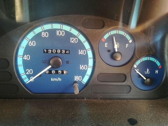 2004 Chevrolet Spark 0.8 LS