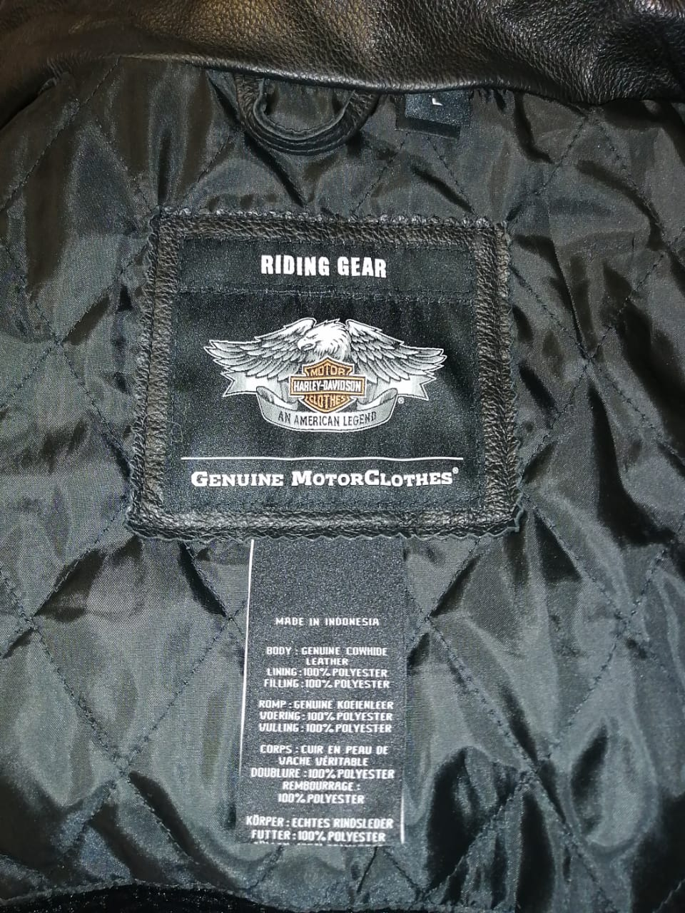 Motorcycle accessories for sale