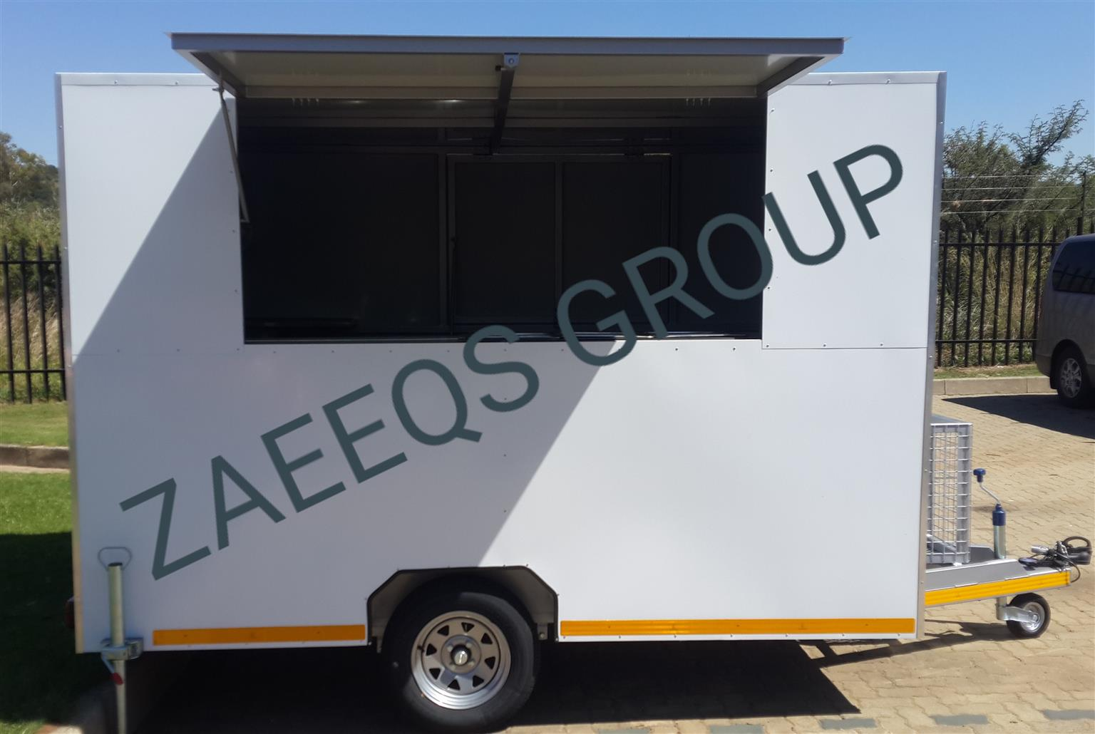 Food Trailers...Brand New...Fully Equipped!