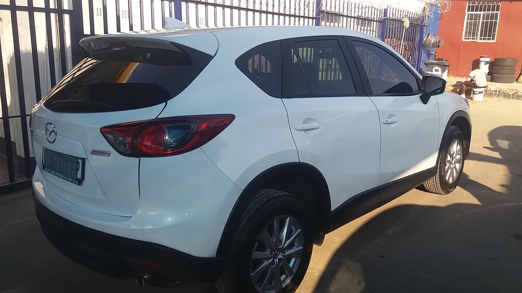 2015 Mazda CX-5 2.0 ACTIVE A/T