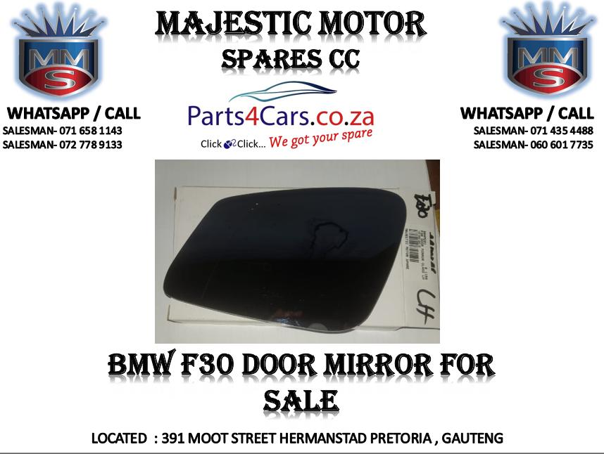 Bmw f30 door mirror for sale