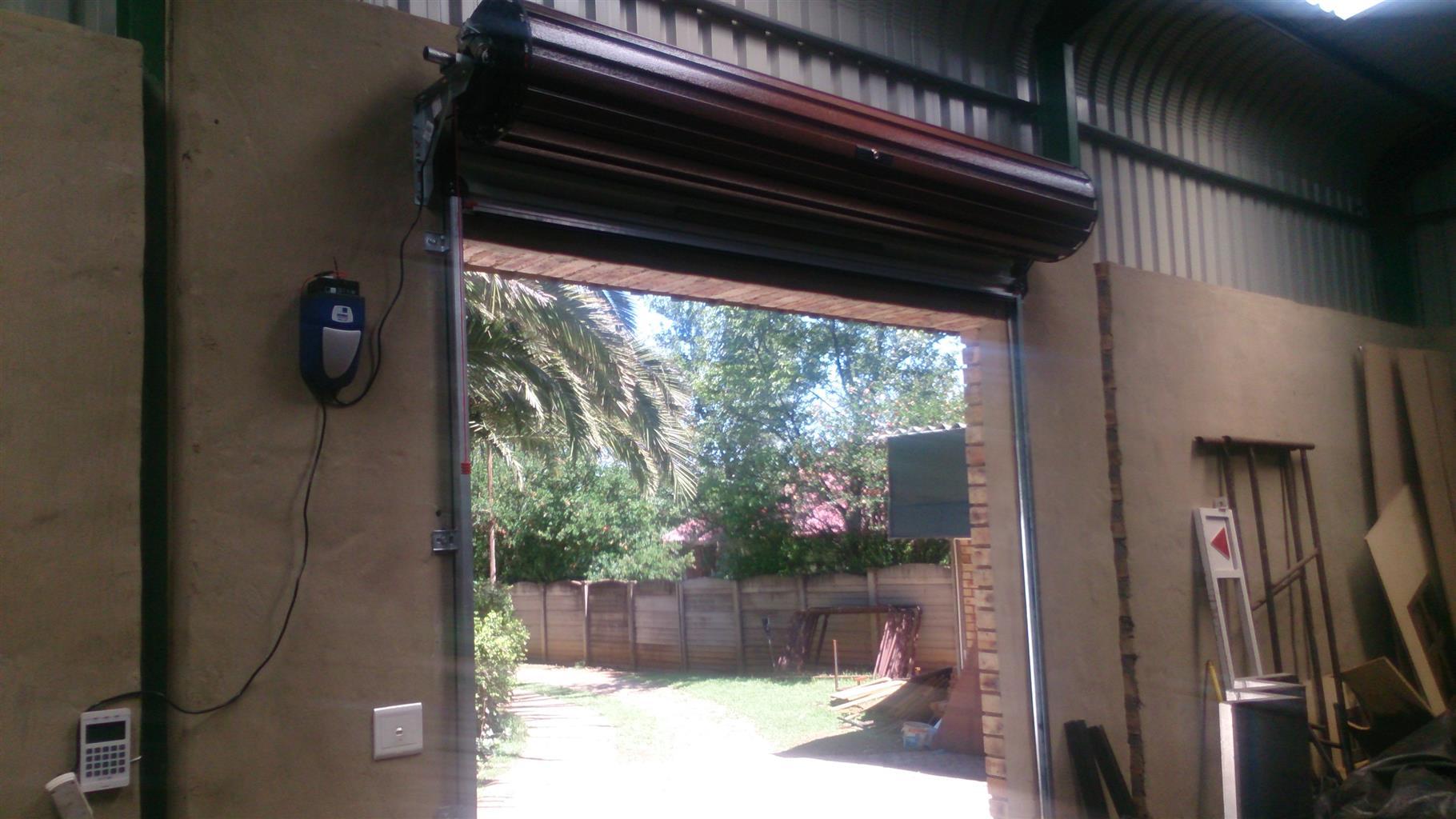 Garagedoors and Carports