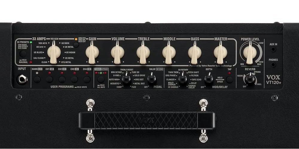 VOX VT120+ Guitar Amp