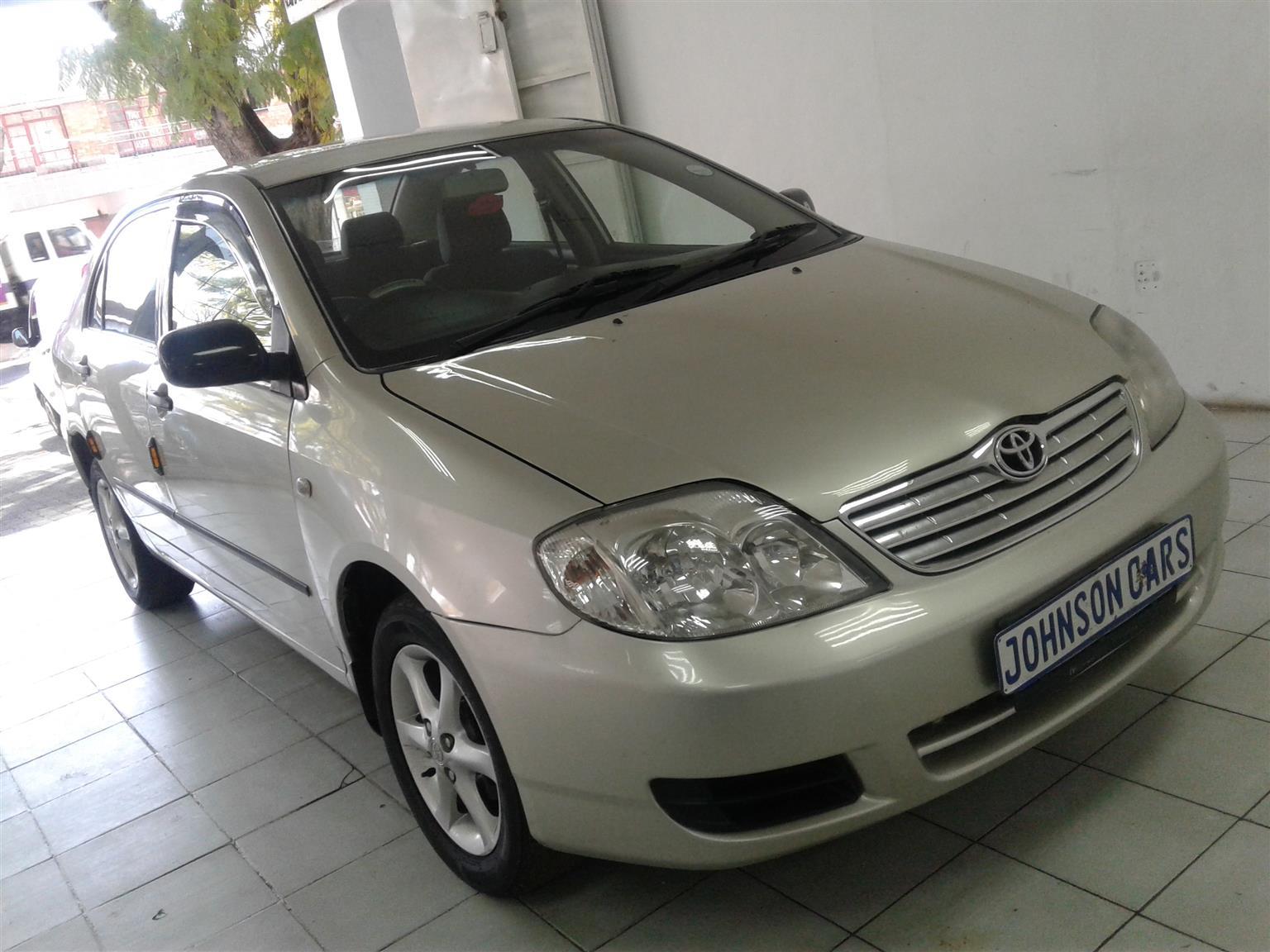 Kekurangan Toyota Corolla 2007 Review