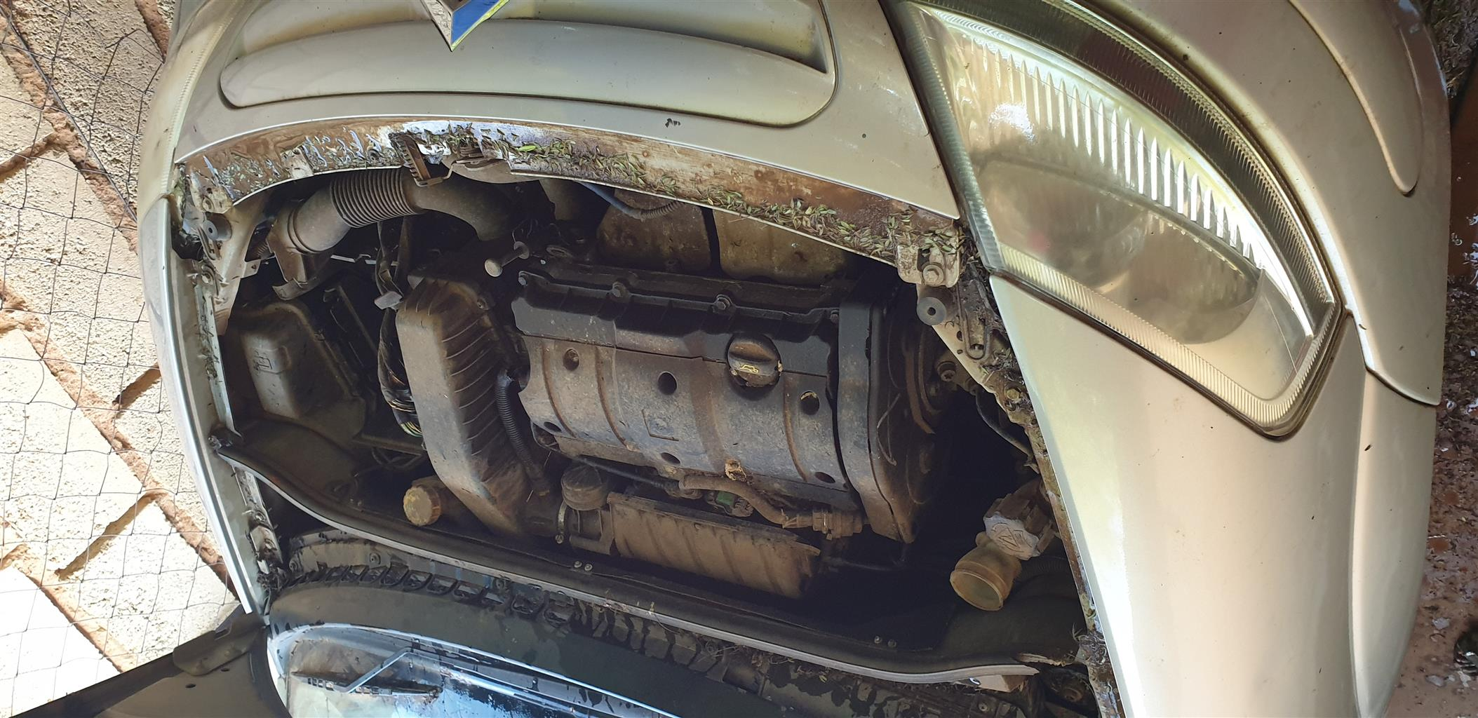 2006 Cars for Stripping Citroen