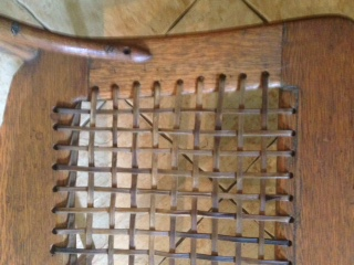 """""""Antique dining chairs for restoration, for sale"""""""
