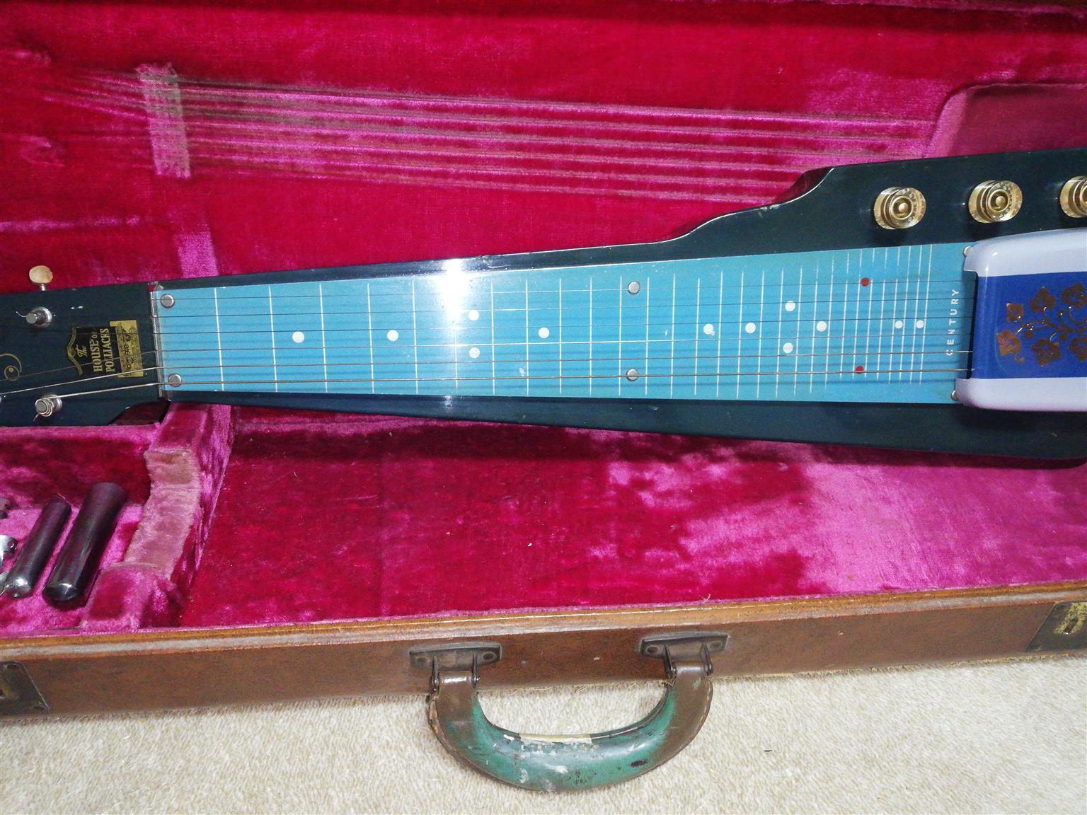 1950 Gibson lab steel guitar