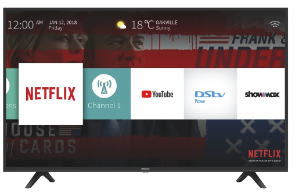 Hisense 65 inch TV UHD