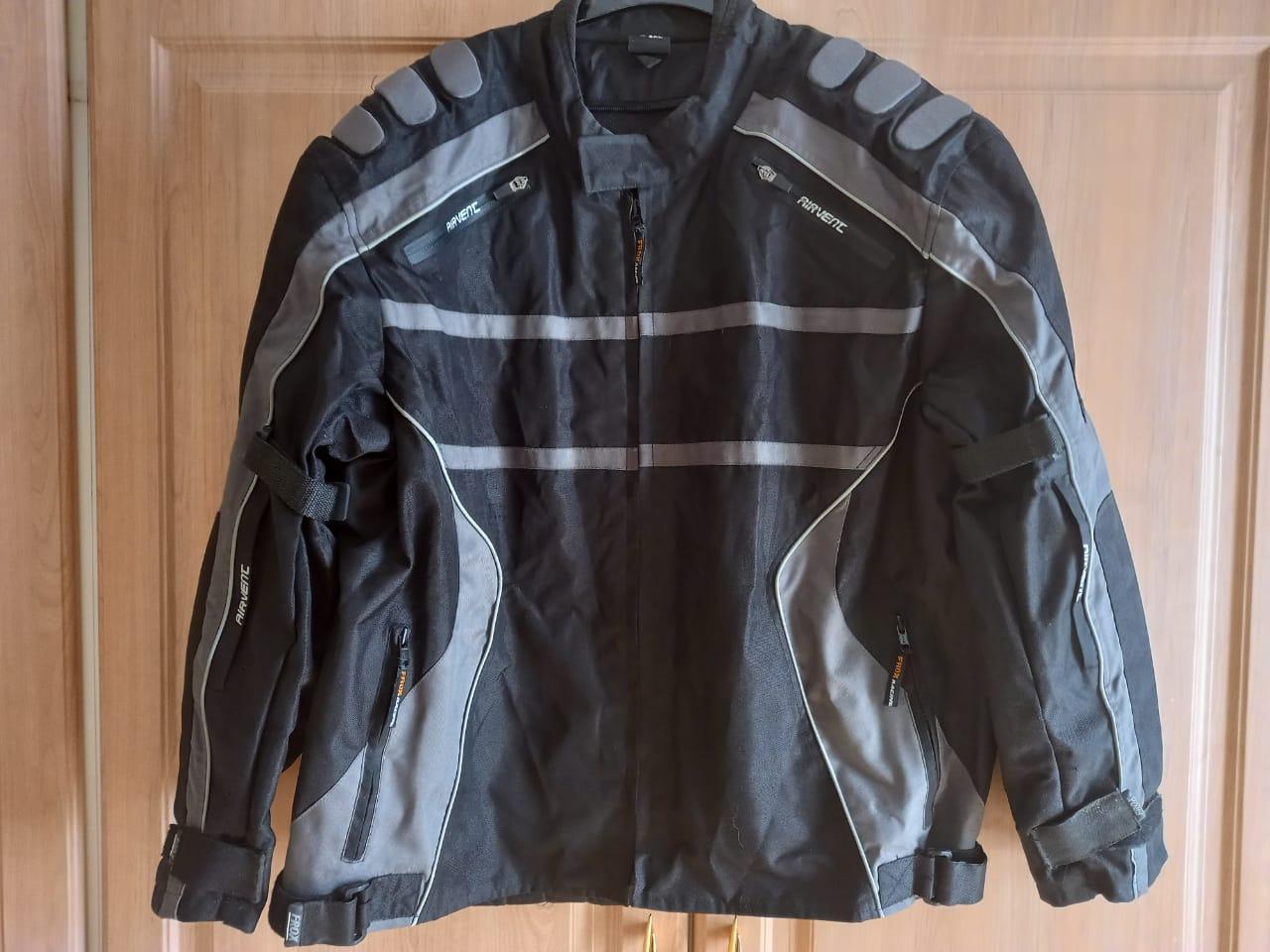 Biker Jacket 5XL