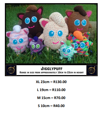 Plush & Crochet Toys & Bears