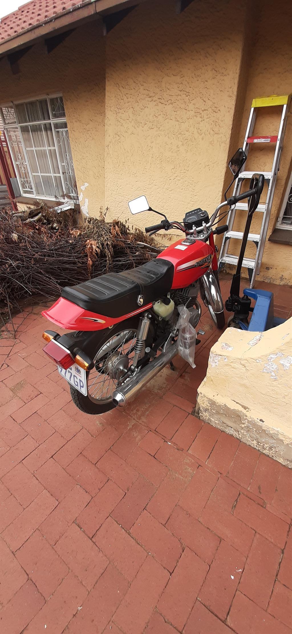 2008 Suzuki AX100
