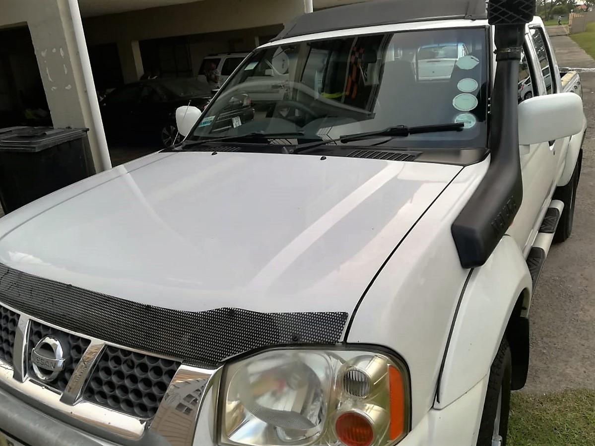 2004 Nissan Hardbody 3.3 V6 double cab Hi Rider SEL