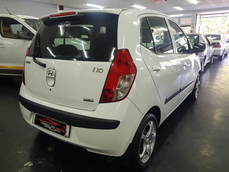 2011 Hyundai i10 1.2 GLS automatic