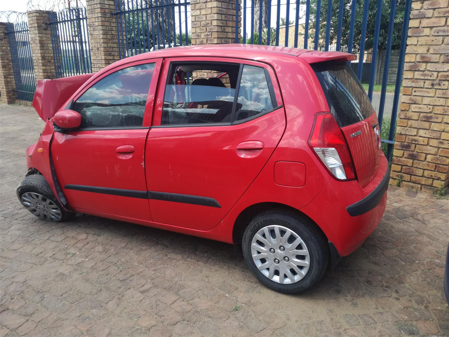 2008 Hyundai I10 stripping for spare parts | Junk Mail