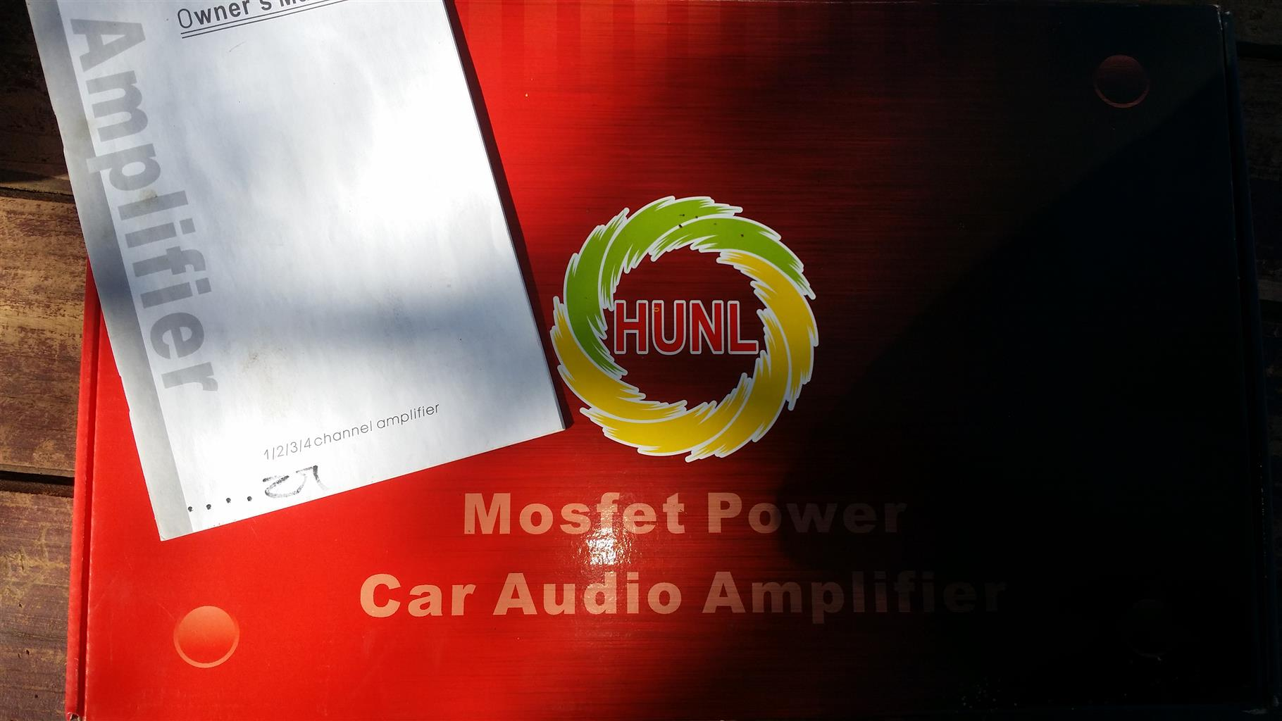 2 amplifiers 1 subwoofer