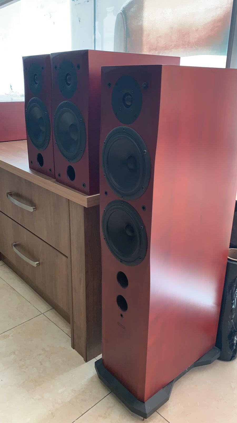 SONOR AUDIO 7.0 HOME THEATRE LOUDSPEAKERS