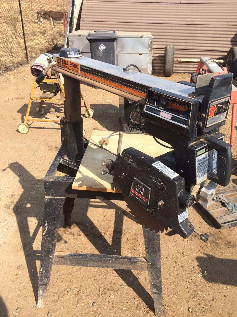 Ryobi 254mm Radial Arm Saw