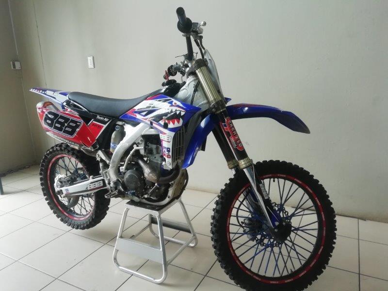 2010 Yamaha YZ250