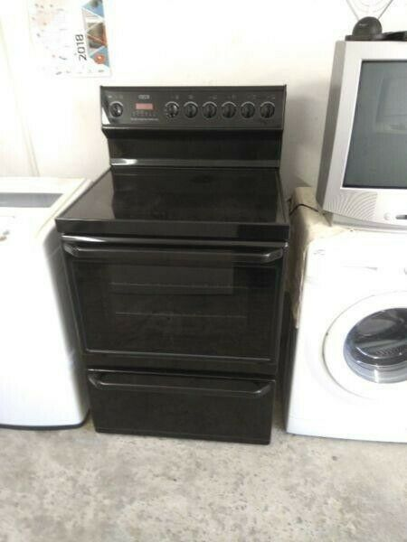 Defy 735 Multifunction Ceran stove