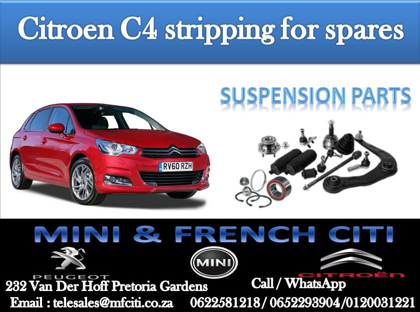 Suspension  parts On Big Special for Citroen C4