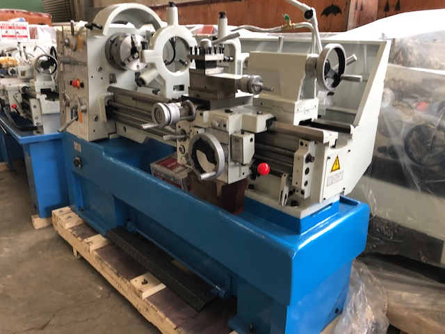 Lathe, 1000mm B/Centres, 410mm Swing, 52mm Spindle Bore, Brand New