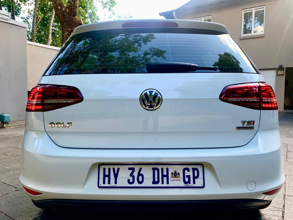 2014 VW Golf 1.4TSI Highline