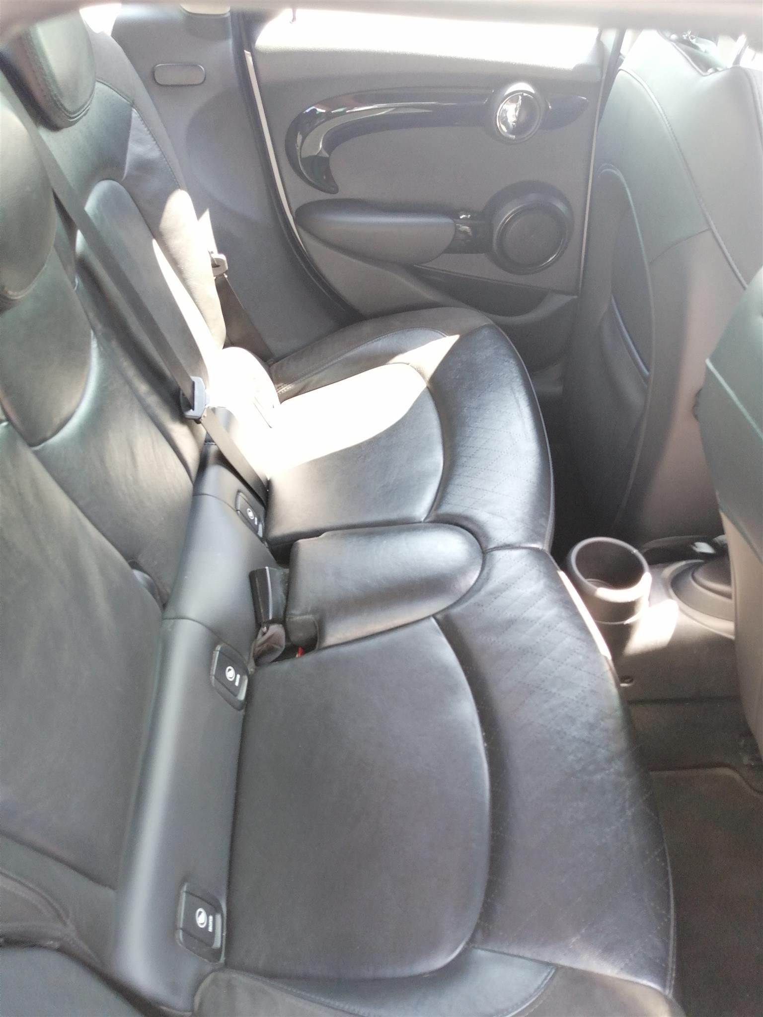 2017 Mini hatch Cooper S Hatch 5 door auto