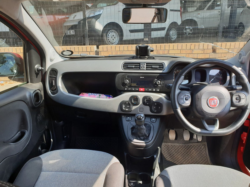 2017 Fiat Panda 0.9 TwinAir Lounge