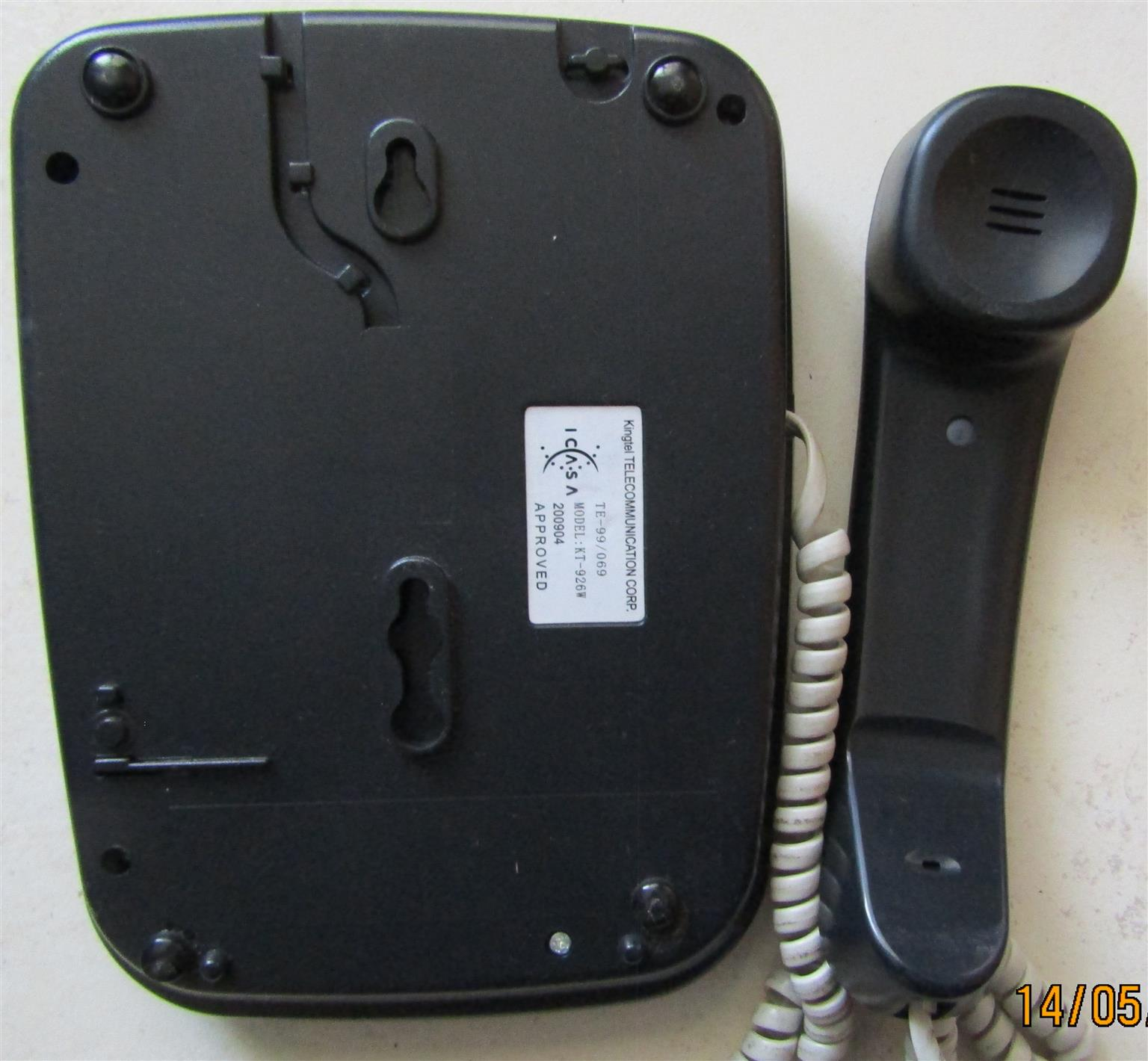 Corded Speaker Phone with Message Waiting