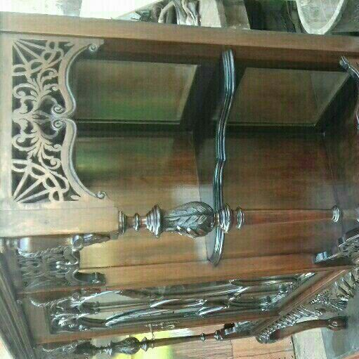 Antique Furniture Suppliers Mail: Display Cabinet
