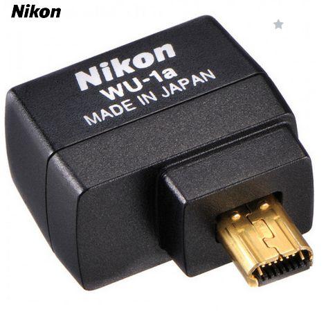 Nikon WU-1a Wireless adaptor For Sale