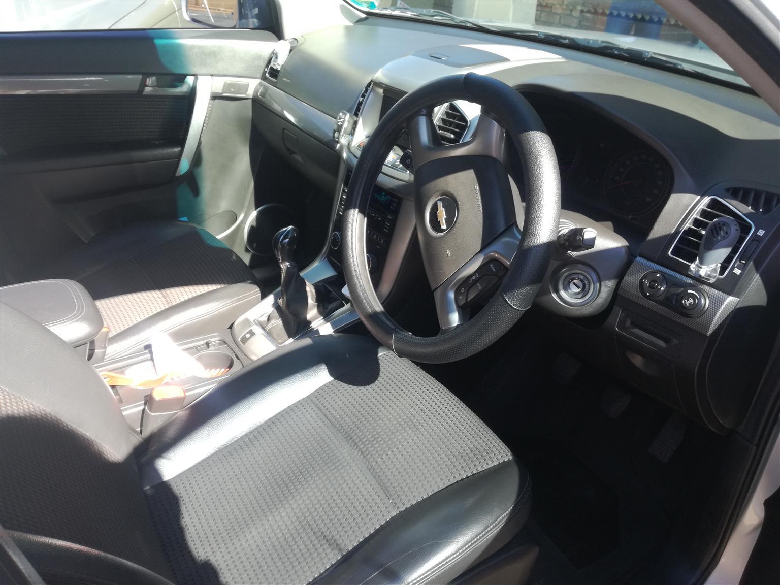 2012 Chevrolet Captiva 2.0D LTZ