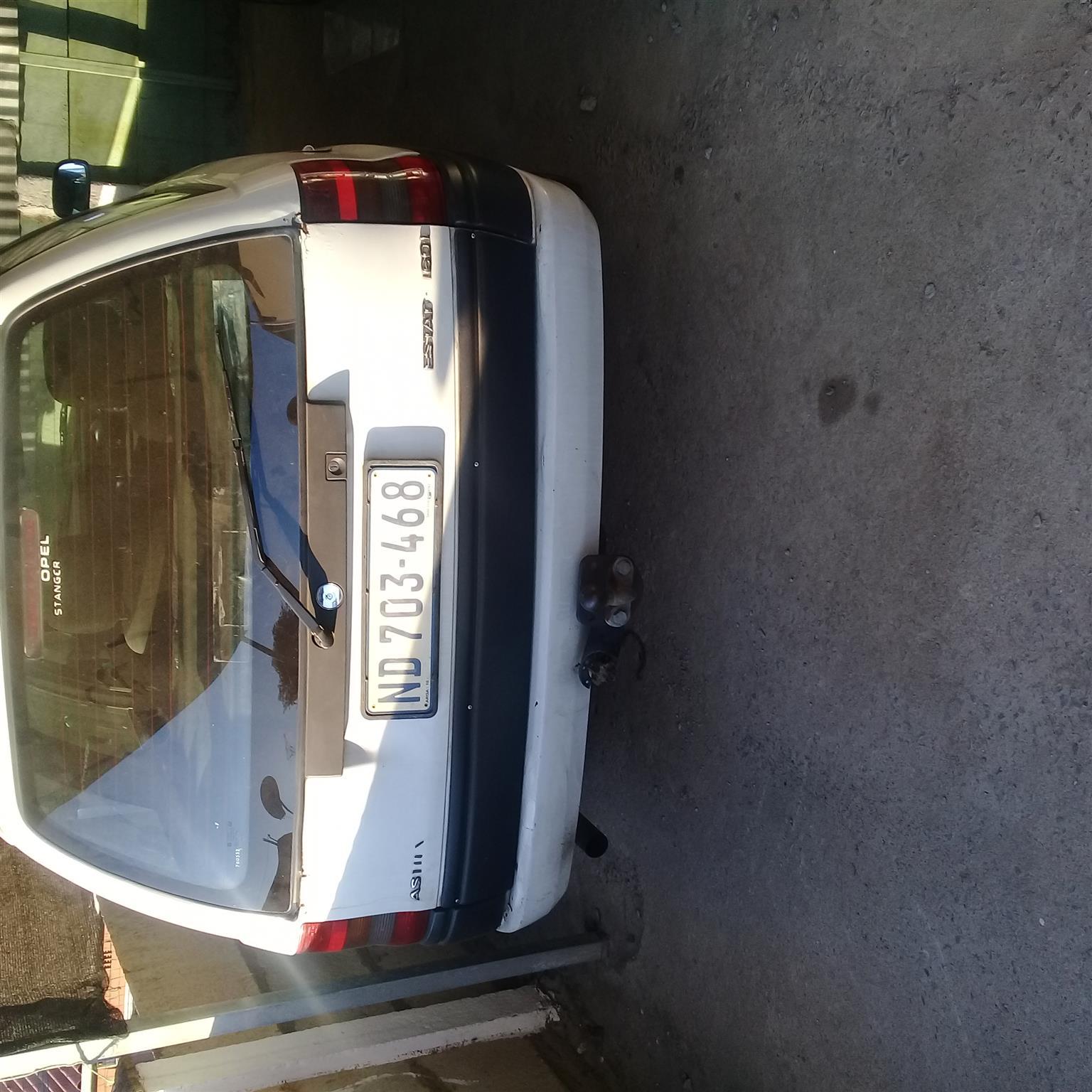 1997 Opel Astra 1.8 Enjoy